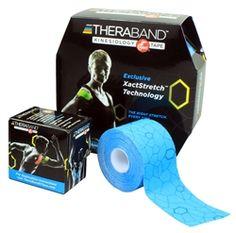 "3B Scientific Black Cotton Rayon Fiber Kinesiology Tape 2/"" WIDE X 103/' BULK ROLL"