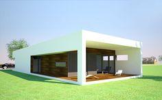 Projekt domu A-11