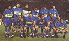 Boca Juniors - Campeón Intercontinental 2000