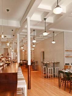 Commercial restaurant.