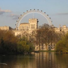 London in Spring. Soon I'll be there...