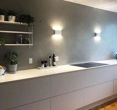 Terrazzo, Siena, Double Vanity, Bathroom Lighting, Kitchen Dining, Sweet Home, Mirror, Inspiration, Room Ideas
