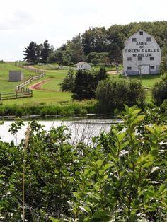 Anne of Green Gables Museum in Park Corner (Silver Bush). Lake of Shining Waters. Photo by Bernadeta Milewski