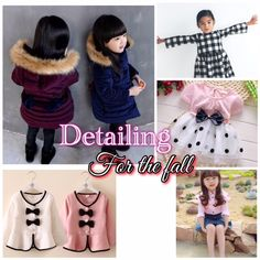 Planning to shop for your kids for winters? Do check out the trends this fall/winter 2017 trends for kids before you head out. Winter 2017, Fall Winter, Autumn, Fur Coat, Dress Up, Bring It On, Trends, Cool Stuff, Check