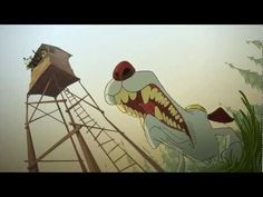 LE BIEN CHASSER - ep02 - Derrick et la Grosse Pêche