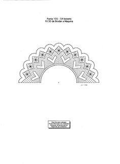 Diagram Chart, Crochet Diagram, Lace Making, Bobbin Lace, 30, Letters, Minis, Miniatures, Create