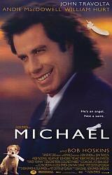Michael...love John Travolta as an angel.