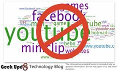 How to Access Facebook or Google+, When it's Blocked At School or Office [Solution] | Geek Upd8