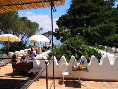 Bar inside Villa San Michele - Axel Munthe Capri