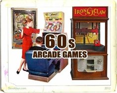 Arcade games prettyis phyliciaschalle fun