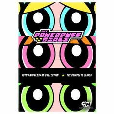 The Powerpuff Girls: The Complete Series - 10th Anniversary Collection. I swear if someone ever bought this for me I would love them forever. I miss this show. lol call me a kid at heart.