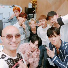 [170719] tonyhong1004 Instagram update #EXO