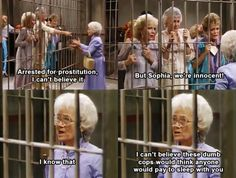 the golden girls - sophia petrillo! funny