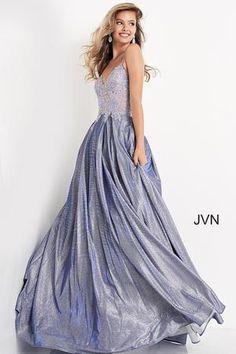 Jovani 62523 Size 4 Long sheer Corset Mermaid Prom Dress Sheer cap sle – Glass Slipper Formals Pageant Dresses, Flower Girl Dresses, Dress Prom, Nude Dress, Sheer Dress, Dress Lace, Prom Dresses With Pockets, Dress Pockets