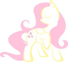 My favorite My Little Pony: Friendship is Magic pony, Fluttershy!