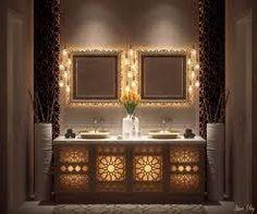 Resultado de imagen para luxury mirrors wall