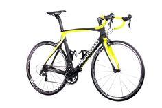 Pinarello Gan S 2016 Ultegra/MOst Black/Fluo Yellow - Road Bikes - Pinarello Bikes   The Bike Rooms