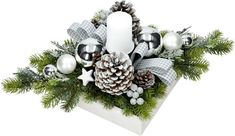 Christmas Flower Arrangements, Christmas Centerpieces, Christmas Decorations, Table Decorations, Holiday Decor, Christmas Tree Ornaments, Christmas Wreaths, Merry Christmas, Holiday Tables