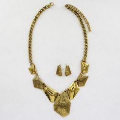Art Deco Jewelry Set Blooming Ltd