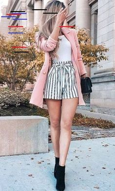 Cute spring look - Cute Outfits Simple Summer Outfits, Cute Casual Outfits, Stylish Outfits, Classy Outfits For Teens, Spring Outfits For Teen Girls, Casual Summer, Sexy Outfits, Pretty Outfits, Summer Dresses