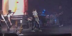 El momento más tierno de Alejandro Sanz con su hijo Dylan sobre el escenario