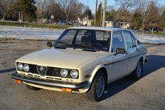 Alfa Romeo Sport Sedan / Alfetta 1979