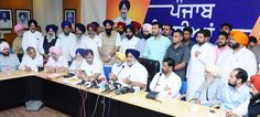 The pro-people and development agenda of Shiromani Akali Dal is being endorsed by people from across the spectrum. Endorsing party's vision in true spirit, PPCC General Secy & Former Senior Dy Mayor, Sh. Kabir Dass along with his Son Vikram Chauhan, Gen Secy Distt. Congress Committee have joined Shiromani Akali Dal today. Further boosting the momentum, hundreds of their supporters have also followed in.  #progressivepunjab #akalidal