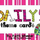 "This packet was created to use with ""The Daily 5 Book"" by Gail Boushey & Joan Moser. The theme used with these cards is owls. This also aligns with..."
