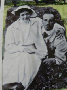 Михаил и Наталья в Брасово.  Фото: предоставлено Светланой Рожковой