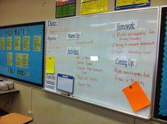 The Teacher Who Hated Math: Classroom Setup
