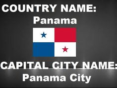 Interesting Facts About Countries That You Did Not Know - Country name and capital city