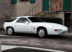 Bahman Cars: PORSCHE 928 S4 (Coupé)