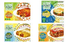 Cedarlane Foods unveils new plant-based entrees - FoodBev Media Sprouts Market, Halal Snacks, Organic Pasta, Carrots And Green Beans, Vegan Enchiladas, Vegan Mozzarella, Creamy Mash, Food Packaging Design, Vegan Friendly