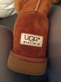 GORGEOUS CHESTNUT SUEDE UGG BOOTS - SIZE 5 | eBay >> ends 21 dec@ 13.29