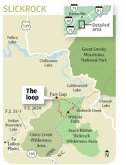 Hike of the month: 12-mile Slickrock trail called 'best wilderness experience in Southeast' - News Sentinel Story
