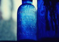 Vintage BottlesStill Life PhotographyBromo by VanillaExtinction