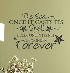 Add a splash of fun with this cute wall quote decal to your bathroom, bedroom…