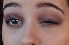THE FAIL: Eyeliner Curling Trick