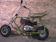 CAT Minibike,  Get ya a mini bike- sport...They said