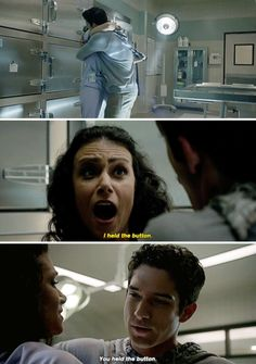 "#TeenWolf 6x11 ""Said the Spider to the Fly"" - Scott and Melissa"
