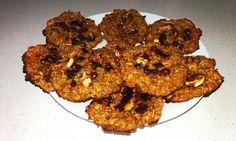 Mrkvovo-jablečné sušenky s kokosem Tandoori Chicken, Herbs, Meat, Ethnic Recipes, Food, Biscuits, Essen, Herb, Meals