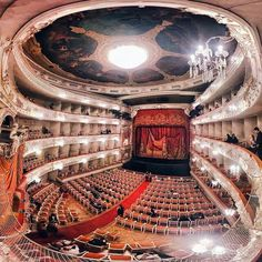 St.Petersburg Mikhaylovsky Theatre