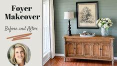 Foyer Makeover | Interior Design | Jennifer Decorates - YouTube