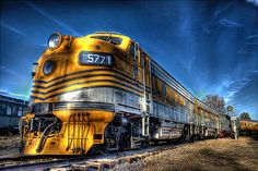 When a train's locomotive consist included only F-units, the train would then be called a wagon train.