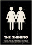Viktor Hertz diseño y arte The Shining