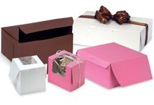 10x10x5 White Bakery Boxes 100 Pk 1 Piece Lock Corner Box Cupcake Boxes Marketing Gift Box Cake