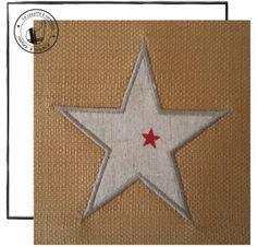 Broderie machine à télécharger - Appliqué Forme de base - L'étoile Applique, Flag, Embroidery, Couture, Crafts, Deco, Art, Free Machine Embroidery, Tile