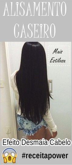 ALISAMENTO CASEIRO TOTALMENTE NATURAL! Reduz o volume e alinha os fios!  #alisamentonatural #alisamentocaseiro #progressivacaseira #receitacaseira #dicas #dicasdecabelo  #natural  #natureba #dicasdebeleza  #diy #facavocemesma #beauty #hair #homemade