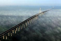Chinas milliardenschwere Wunder der Ingenieurskunst