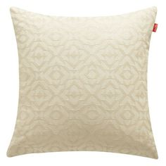 Housse de coussin rosace relief acrylique 38x38cm NADI #cushions #coussin